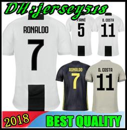 1d72ac240 2019 RONALDO Juventus soccer jersey football shirt MANDZUKIC Camiseta 18 19  DYBALA HIGUAIN men women kids maillot de foot S-3XL