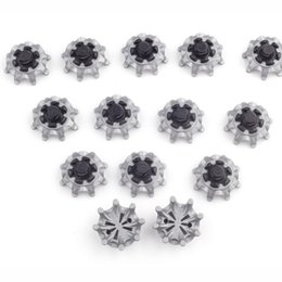 $enCountryForm.capitalKeyWord Canada - Shoe Pin Easy Replacement Thintech Spikes Golf Shoes Attractive Design Silver Grey Black Rotating Nail Hot Sale 1fl V