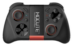 Ps4 controllers original online shopping - Original MOCUTE Wireless Bluetooth Gamepad Game Controller for Smartphone TV Box With Built in Foldalbe Holder Joystick