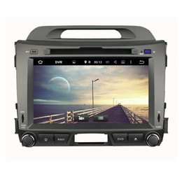 Gps For Kia Sportage NZ - Car DVD player for Kia Sportage 2010-2012 8Inch Octa-core 2GB RAM Andriod 6.0 with GPS,Steering Wheel Control,Bluetooth, Radio