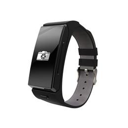 $enCountryForm.capitalKeyWord UK - U mini Watch U20 Bluetooth & Headset Personal Smart Wearable Bracelet Heartrate Monitor Remote Camera for iPhone Android Smartphone