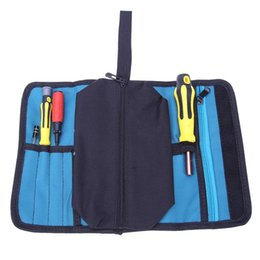 Chinese  New Multifunction Oxford Tools Bag Reels Utility Bag Canvas Storage Electrical Package protable zipper Hardware waterproof manufacturers