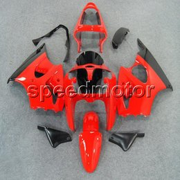 $enCountryForm.capitalKeyWord Canada - 23colors+Gifts Injection mold red motorcycle cowl Fairing for Kawasaki NINJIA ZX6R 2000-2002 ZX 6R 00 01 02 ZX-6R ABS plastic