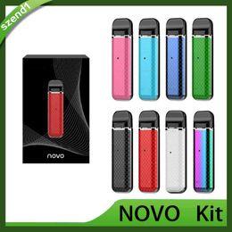 Novo Pod Starter Kits 450mAh Batería incorporada con 2 ml de cartuchos vacíos Portátil Vape Pen Kit Vs Vmod Imini Envío gratis 0268095