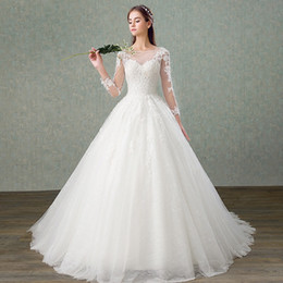 Shop Simple Elegant Romantic Wedding Gowns UK | Simple Elegant ...
