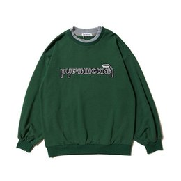 Chinese  Gosha Rubchinskiy Autumn And Winter New Loose Loose Oversize Round Neck Pullover Sweater Fashion Top Quality Men And Women HFBYWY154 manufacturers