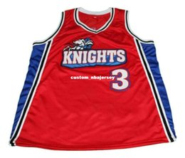 867ffc05dd1e wholesale Cambridge  3 Los Angeles Knights New Basketball Jersey Red Stitched  Custom any number name MEN WOMEN YOUTH BASKETBALL JERSEY