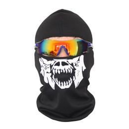 $enCountryForm.capitalKeyWord NZ - Skull Mask Bandana Bike Bicycle Cycling Helmet Neck Face Mask Half Face Paintball Ski Sport Headband Game Masks