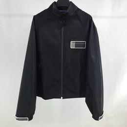 18FW PRD Winddicht Jacken Golf Sport Windjacke Männer Frauen Mode Mantel High Street Hip Hop Hohe Qualität HFTTJK020 im Angebot