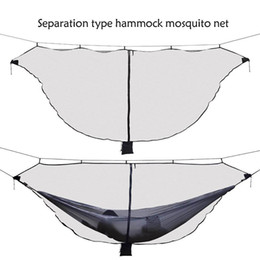 Chinese  Outdoor Camping Hiking Mesh Mosquito Net for Double Hammock Hanging Bed Swing Equipment XHC88 manufacturers