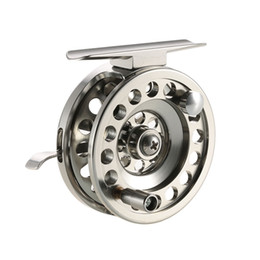 Rock Bait Australia - Y4236-60 Fly Fishing Reel Right Handed Aluminum Alloy Smooth Rock Ice Fishing Reels Fly Reels Fishing