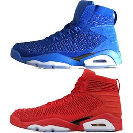 china sports shoes sneaker Canada - 2018 High Quality 6 6s China Red men basketball shoes Chinese Blue mens Sports Sneakers trainers outdoor designer running shoes Size US 7-13