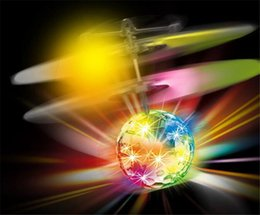 $enCountryForm.capitalKeyWord Canada - Magic LED Crystal Flying Ball Induction Aircraft Version Helicopter Flying Ball Induction Flying Toys Children Toys Gifts Hot