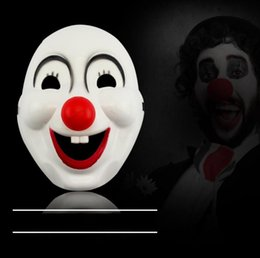 $enCountryForm.capitalKeyWord NZ - Children's Day Masquerade clown red nose movie clown mask plastic clown mask Free shipping