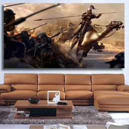 $enCountryForm.capitalKeyWord NZ - Pop Art Movie Poster Video Game Total War Rome II Art Canvas Wall Pictures for Living Room No Frame