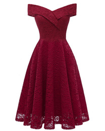 China Burgundy Bridesmaid Dresses 2019 Junior Maid Of Honor Gowns Formal Pleats Wedding Guest Dress Lace Tulle Mixed Orders vestido de novia cheap junior wedding guest dresses suppliers