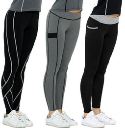 $enCountryForm.capitalKeyWord NZ - Life on track Brand Women Base Layers Compression Sport Pants Running Fitness Yoga Slim Legging Top Quality Female Tight trouser