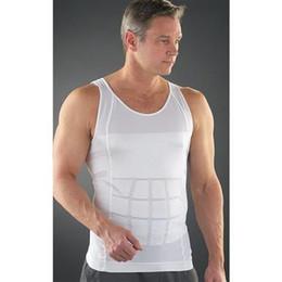 Body Shapers para hombres Cómoda Belly Shaper para TV Camisa para adelgazar Boy Body Shapewear Eliminación Fajas atractivas de cerveza masculina Belly en venta