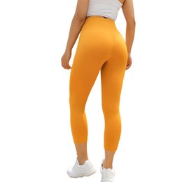 $enCountryForm.capitalKeyWord UK - High Waist Fitness Leggings Seamless Women Yoga Pants For Running Gym Workout Sports Pants Female Sexy Hip Up Leggings