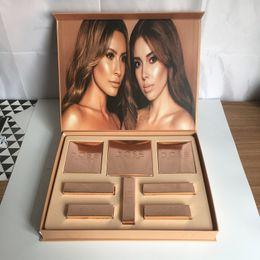 lips soc 2018 - 2017 NEW Dose of colors SOC set THE GIRLS Palette Desi X Katy Set Collaboration Collection Matte Lipstick Lip Gloss Eyes