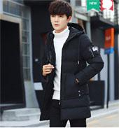 $enCountryForm.capitalKeyWord Canada - Winter men's long coat coat 2017 new cotton Korean version of the trend of winter plus velvet padded jacket