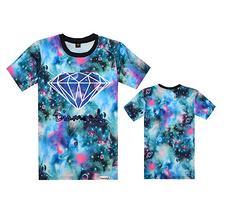 $enCountryForm.capitalKeyWord NZ - 2018 Cheap wholesale New Diamond t-shirt Men Sport Short Sleeve Printed Hip Hop T Shirt Men Hipster Clothing tshirt Streetwear Tees Shirts