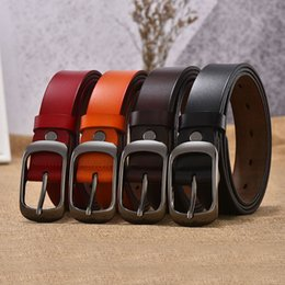 $enCountryForm.capitalKeyWord Canada - New women's casual day buckle leather belt ladies wild classic pure leather belt
