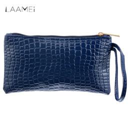 Discount wallets double zippers - Laamei PU Leather Wallet Women Brand 2018 Long Dull Polish Fashion Wallets Female Double Zipper Clutch Coin Purse Ladies