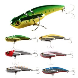 Rock Bait Australia - 2018 AZJ Long Casting VIB Fishing Lure 18g 68mm Sinking Swimming Bait Ocean Boat Fishing Ocean Rock Peche