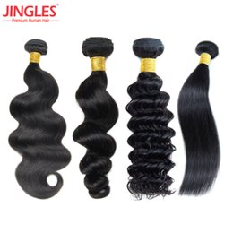 Chinese  8A Wholesale Brazilian Virgin Hair Bundles Straight Body Wave Loose Wave Deep Wave Peruvian Malaysian Raw Indian Human Hair Weave Extensions manufacturers