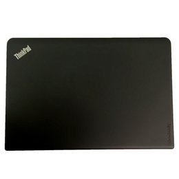 back laptop cover UK - Genuine For Lenovo ThinkPad Edge E550 E555 E560 E565 Laptop Lcd Rear Lid Back Cover Plastic Top Case No Touch 00UP286 00HN434 AP0TS000300