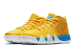Office bOxes online shopping - kyrie IV kix Cereal Pack shoes for sales Top Quality new Irving Basketball shoes With Box US7 US12