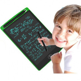Learn Languages online shopping - Intelligence LCD Writing Tablet Digital Portable Inch Drawing Pads Electronic Learning Board For Adults And Kids ch WW