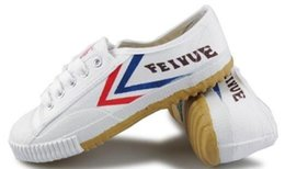 Feiyue Sneakers NZ - free shipping Feiyue Canvas shoes for male and female senior tennis shoes, casual shoes, canvas shoes couple high-top sneakers 1pairs lot
