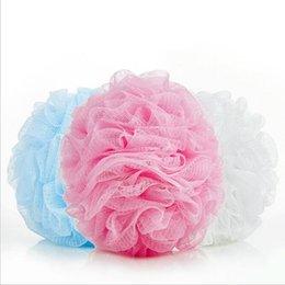 Bath Efficient Flamingo Bath Ball Bathsite Bath Tubs Cool Ball Body Cleaning Mesh Shower Wash Product Bath Towel Scrubber Bath & Shower