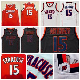 5048689cd ... basketball college jersey elistindiario  mens syracuse college ncaa 15  carmelo anthony jersey orange black white carmelo anthony stitched bas