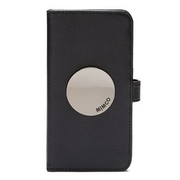 Chinese  MIMCO WAVER FLIP CASE FOR IPHONE 6P7P8P Leather Magnetic Closure phone case with card slots manufacturers