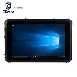 Tablet China 4gb Australia - China Ultra Slim Tablet PC Windows 10 Pro 8 Inch Intel 4GB RAM Waterproof Shockproof Tablets Business Computer Single Sim 4G Lte