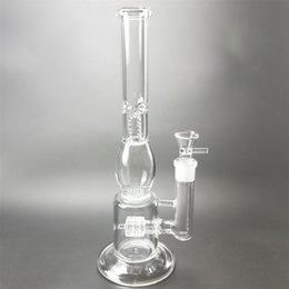 grace glass water pipes 2019 - Grace glass tube plate condenser screw filter valve 14 mm bowl glass water pipe percolator discount grace glass water pi