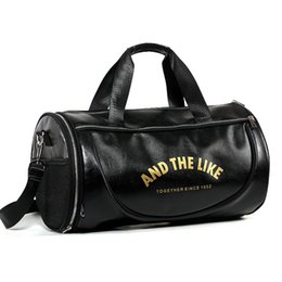 Discount luggages bag - Wholesale High Quality Duffel Bags 2018 New Fashion Men Women Travel Bags Designer Casual Luggages Large Capacity Sport