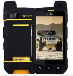$enCountryForm.capitalKeyWord Australia - 100% original Sonim XP7700 cell phone rugged Android Quad Core waterproof phone shockproof 3g 4g LTE FDD luxury phone Hot Sale