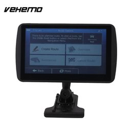 Gps Hd Australia - 7 Inches 4G Portable HD GPS Satnav MP3 Player With Map Free Maps For Car Truck