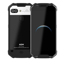 "agm phones 2019 - AGM X2 SE IP68 Waterproof Mobile Phone 5.5""FHD 6GB RAM 64 ROM Qualcomm MSM8976SG Octa Core Dual 12MP CAM 6000mAh NF"