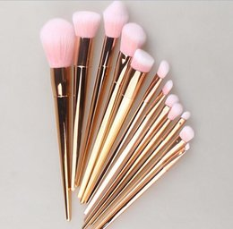12 piece brush kit NZ - New Arrival Makeup Brushes Professional Makeup Tools 12 pieces High Quality Brush Set Free Shipping DHL