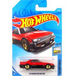 Car Shipping NZ - Free shipping Hot wheels Skyline R30 Car Model Toy 6
