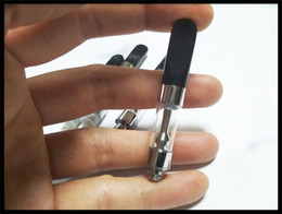 Torch vapor online shopping - G10 ceramic coil cartridge bud touch vape pen mini oil smoking tank M6T vaporizer cartridge torch glass atomizer huge vapors