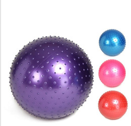 balls burst 2020 - 65cm Exercise Ball Anti-Burst Yoga Ball Balance Ball for Pilates Yoga Stability Training and Physical Therapy Fitness po