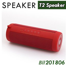 $enCountryForm.capitalKeyWord NZ - T2 Wireless Best Bluetooth Speaker Waterproof Portable Outdoor Wireless Mini Column Box Speakers Support TF Card Boombox free 20pcs