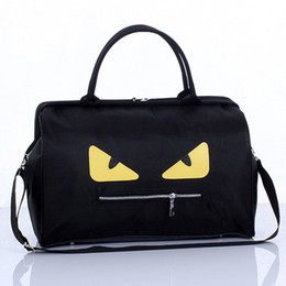 Wholesale Large Capacity Little Monster Designer Handbags New Fashion Men Women luggage Travel Bag Duffle Bag Casual Luxury Handbags Sport Bag