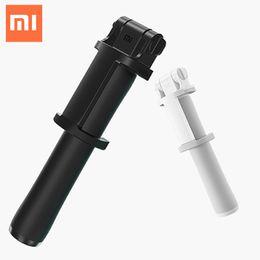 новая мода Оригинальный Xiaomi MI Selfie Stick монопод держатель выдвижная ручной Selfie палочки для iPhone Xiaomi и других смартфонов